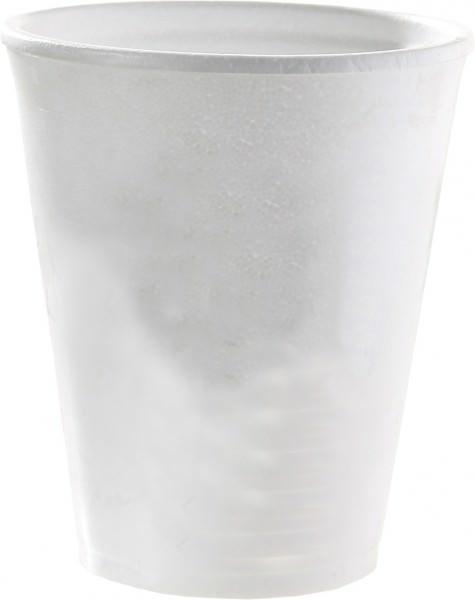 Partytischdecke.de | Thermobecher 0,2 l weiss Ø 7,9 x 9,1 cm 40 Stück