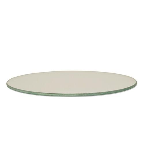 Partytischdecke.de | Spiegelteller Glas Ø 180 mm 1 Stück