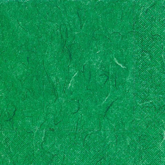 Servietten 33x33 Pure farn green 20 Stück