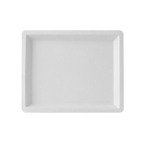 Partytischdecke.de | Serie Pure weiss,eckig 14 x 17 cm