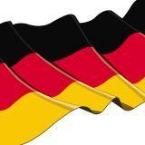 Partytischdecke.de | Serviette Papstar 33x33 Germany 20er Pack
