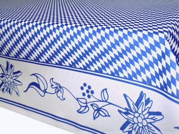 mank tischdecke airlaid 0 80 x 40 m bayern raute in gro er auswahl von mank jetzt. Black Bedroom Furniture Sets. Home Design Ideas