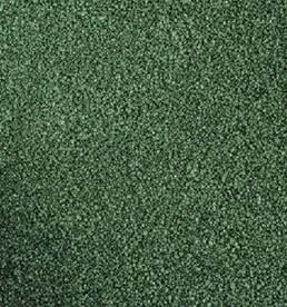 Partytischdecke.de | Farbsand dunkelgrün Körnung 0,1-0,3 mm