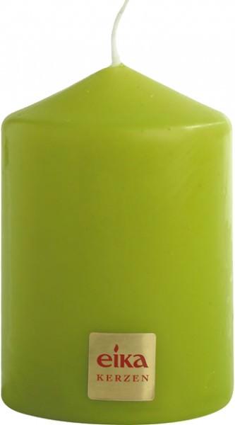 Stumpenkerze Ø6x8 lemon