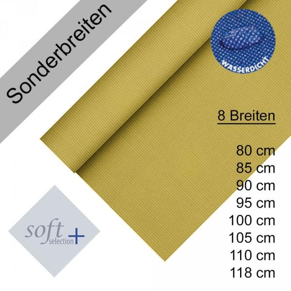 Partytischdecke.de | Tischdecke Soft Selection Plus gold Auswahl