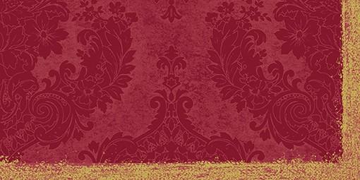 Partytischdecke.de | Mitteldecke 84 x 84 cm Duni Dunicel Royal bordeaux