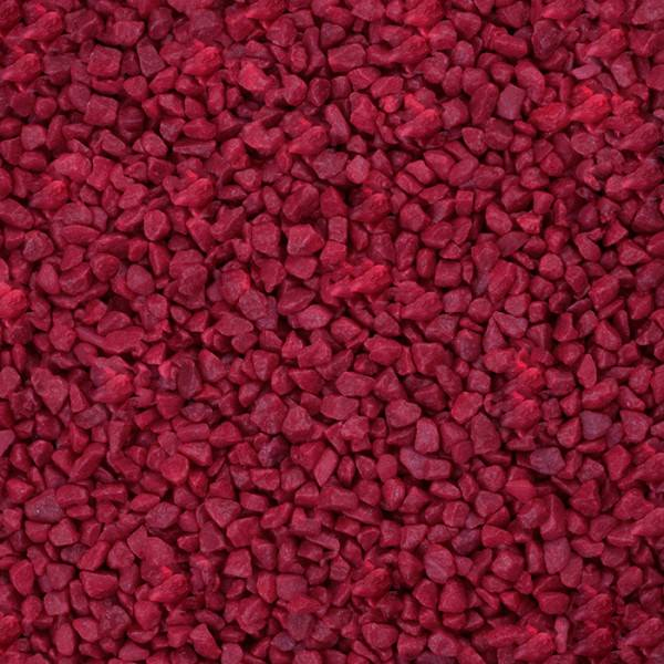Partytischdecke.de | Granulat königsrot 2-3 mm 1 kg Beutel