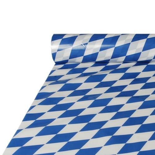 folien tischdecke bayerische 1 0 x 20 m 1 rolle zu top preisen von papstar einfach mal st bern. Black Bedroom Furniture Sets. Home Design Ideas