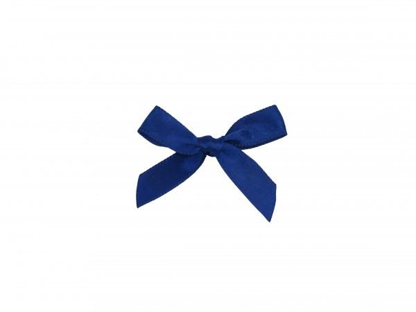 Partytischdecke.de | Satinschleifen 5 cm x 3,5 cm dunkelblau
