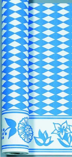Partytischdecke.de | Duni Tischdecke Dunicel 1,2 x 10 m Bayerische Raute