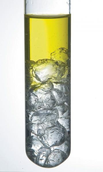 Partytischdecke.de | Dekowasser 20 ml Glasfläschen gelb