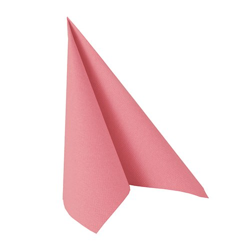Partytischdecke.de | Serviette 33x33 Royal rosa 20 Stück