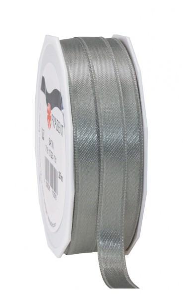 Partytischdecke,de   Satin Premium Band 10 mm x 25 m schiefer