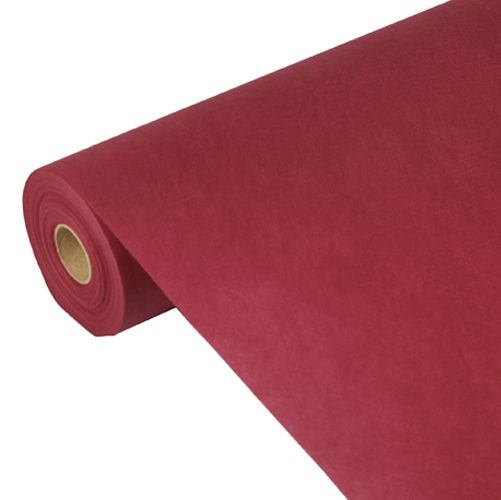 Partytischdecke.de | PP-Vlies Tischdecke Soft Selection 40 m x 0,90 m bordeaux
