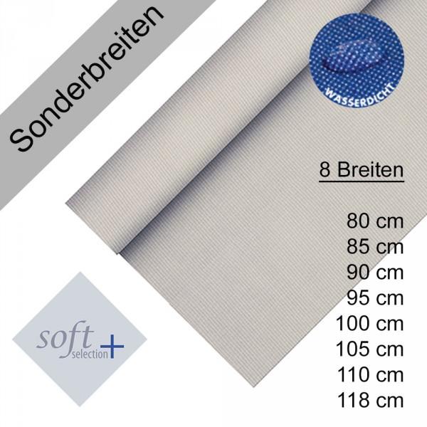Partytischdecke.de | Tischdecke Soft Selection Plus silber Auswahl