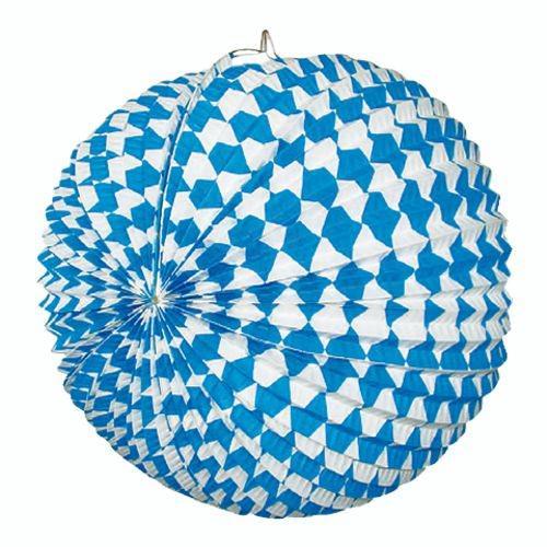 Partytischdecke.de | Lampion Ø 31 Bavaria 1 Stück