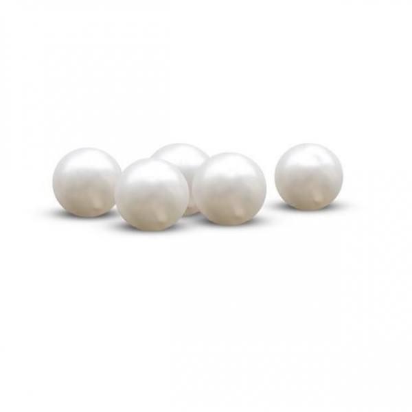 Partytischdecke.de | Perlen Ø 8 mm weiss