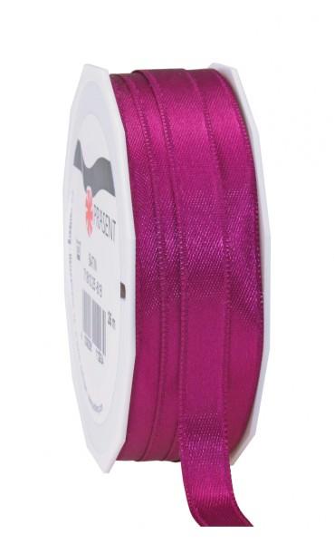 Partytischdecke.de | Satin Premium Band 10 mm x 25 m erika
