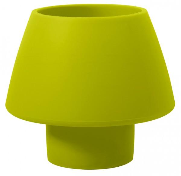 Partytischdecke.de | Teelichthalter Duni Moody Ø 129x123 mm kiwi 1 Stück
