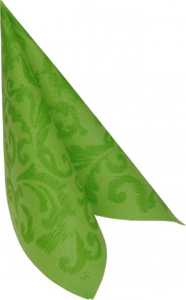 Partytischdecke.de   Serviette Duni Dunilin 40x40 Saphira leaf green