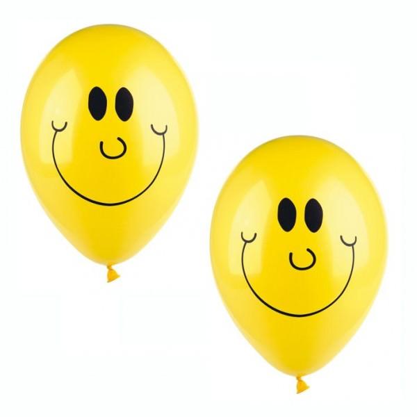 Partytischdecke.de | Luftballons Ø 25 cm Sunny 10 Stk