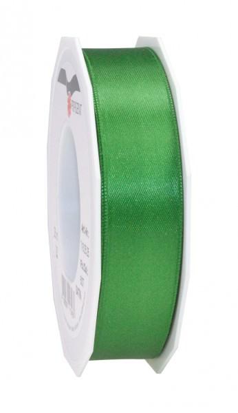 Partytischdecke,de | Satin Premium Band 25 mm x 25 m apfelgrün