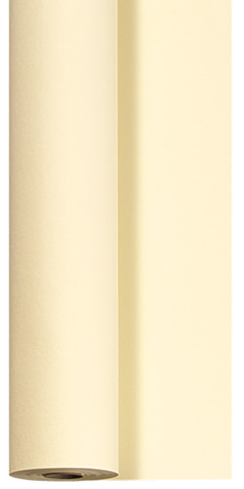 tischdecke 0 90 x 40 m dunicel cream von duni zum. Black Bedroom Furniture Sets. Home Design Ideas