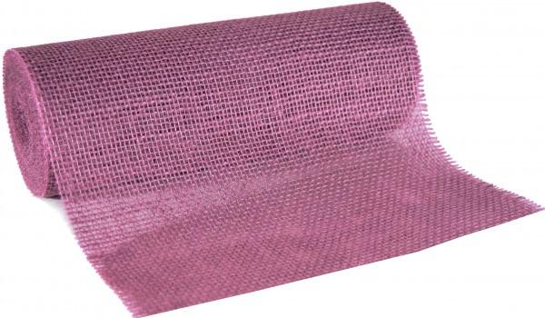 Partytischdecke.de | Juteband Soft Violet 30 cm x 10 m 1 Rolle