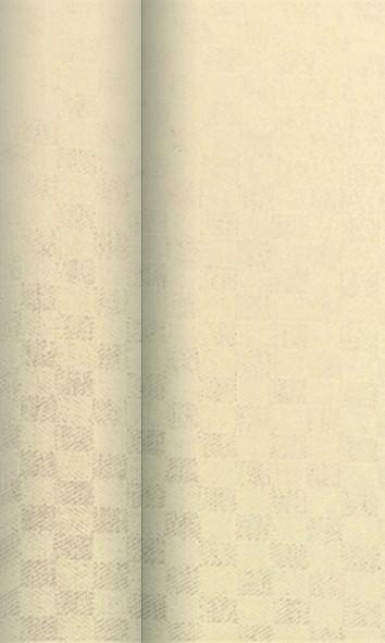 Partytischdecke.de | Tischdecke 1,45 x 15 m Dunitex cream