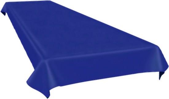 Partytischdecke.de | Duni Tischdecke Dunicel 118 x 160 cm dunkelblau