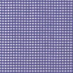 Partytischdecke.de | Servietten 33x33 Vichy lavender 20 Stück