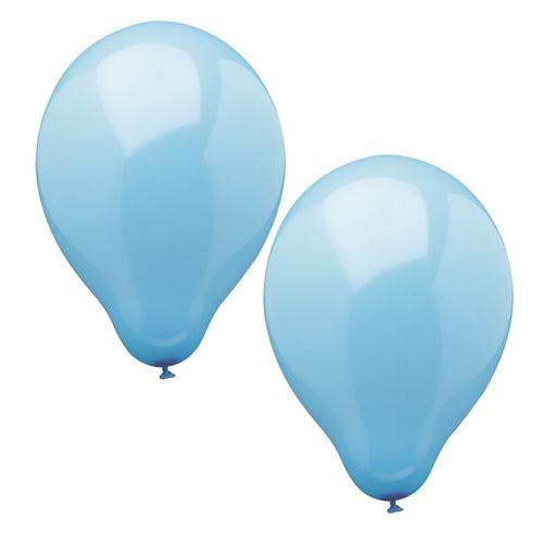Partytischdecke.de   Luftballons Ø 25 cm hellrosa 10 Stück