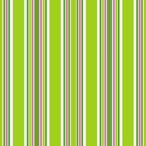 Partytischdecke.de | Serviette 33x33 | Stripes limonengrün | 30 Stück