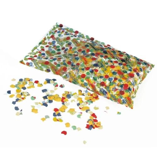 Partytischdecke.de | Konfetti Papier Bund 100 g