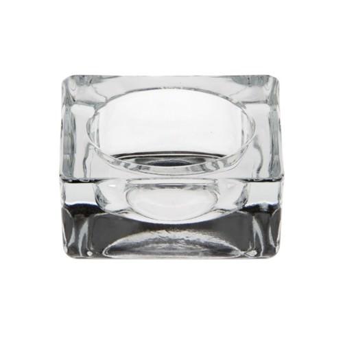 Partytischdecke.de | Kerzenhalter Glas Washington 1 Stück