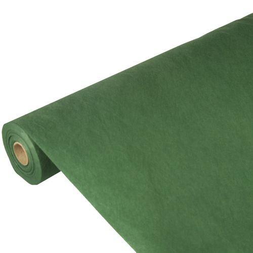 Partytischdecke.de | PP-Vlies Tischdecke Soft Selection 25 m x 1,18 m grün