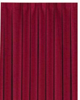 duni skirting 0 72 x 4 m dunicel bordeaux 1 st ck in. Black Bedroom Furniture Sets. Home Design Ideas