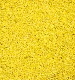 Partytischdecke.de | Perlkies gelb 1,2-1,8 mm  1 kg Beutel