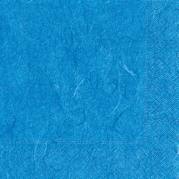 Servietten 33x33 Pure blue 20 Stück
