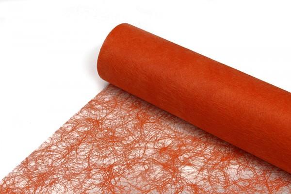 Partytischdecke.de | Sizoflor orange Vorteils-Rolle à 25 m x Breite