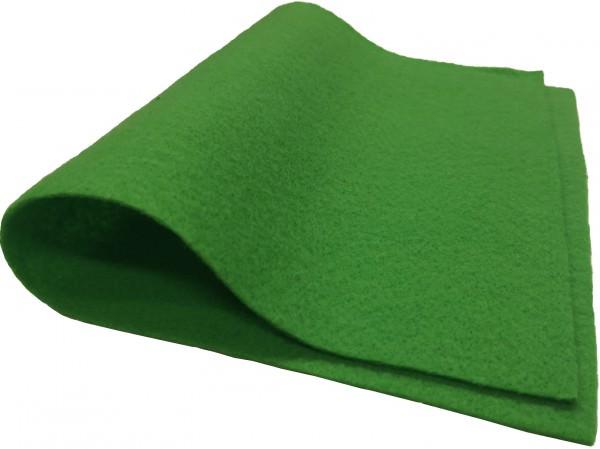 Partytischdecke.de | Bastelfilz Filzplatten 20 x 30 cm grün