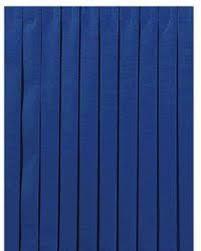 Partytischdecke.de   Duni Skirting 0,72 x 4 m Dunicel dunkelblau