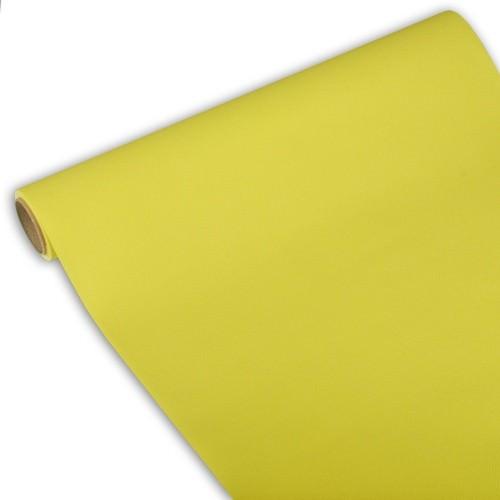 Partytischdecke.de | Tischläufer 0,40 x 3 m Royal limonengrün