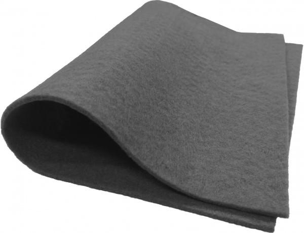 Partytischdecke.de | Bastelfilz Filzplatten 20 x 30 cm grau
