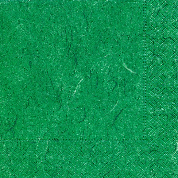 Servietten 25x25 Pure farn green 20 Stück