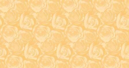 Partytischdecke.de | Tischläufer Mank Linclass | New Roses gelb | 40 cm x 24 m
