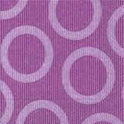 Partytischdecke.de | Servietten 25x25 Circle lilac 20 Stück