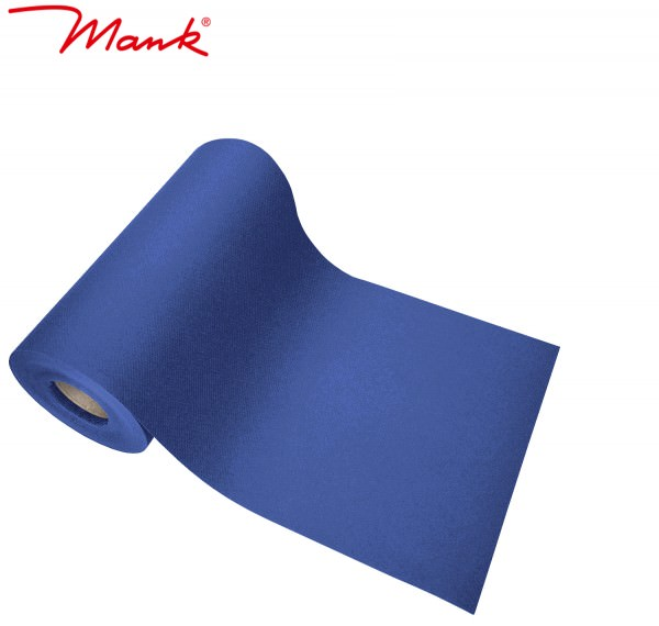 Partytischdecke.de | Tischband Mank Linclass 20 cm x 20 m royalblau