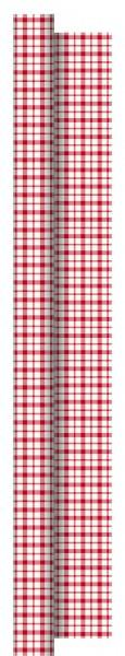 Tischdecke 1,20 x 25 m Dunicel Giovanni red