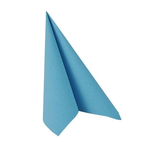Partytischdecke.de | Serviette 40x40 Royal Meerblau 50 Stück